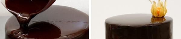 Cake Glacage (Mirror Glaze)