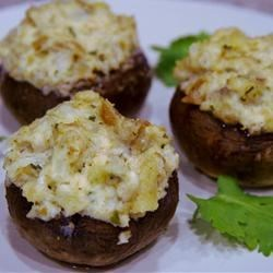 Gary's Stuffed Mushrooms | TastyCookery