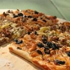 Vegetable Pizza Squares