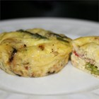 Recipe: Asparagus Mushroom Bacon Crustless Quiche