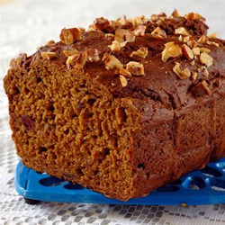 Cranberry Pumpkin Bread