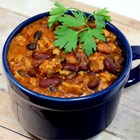 Recipe: Laura's Quick Slow Cooker Turkey Chili