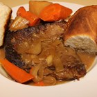 Johnny's Slow Cooker London Broil