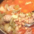 Recipe: Black-Eyed Pea Bratwurst Stew