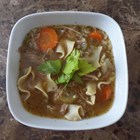 Recipe: Leftover Turkey Soup (Slow Cooker)