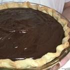 Double Chocolate Pie