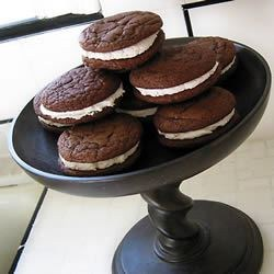 Chocolate Sandwich Cookies II
