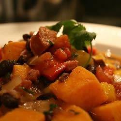 Brazilian Black Bean Stew