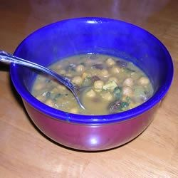 Delicious Chickpea Curry