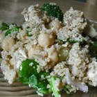 Rosemary Chicken Couscous Salad
