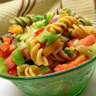 Recipe: Three Pepper Pasta Salad