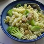 Broccoli and Sausage Cavatelli