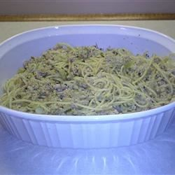 Cheesy Salmon Pasta
