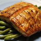 Recipe: Grilled Salmon I