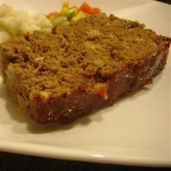 Glazed Meatloaf I