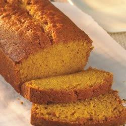 Pumpkin Gingerbread