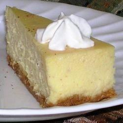 Eggnog Cheesecake III