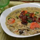 Turkey Wild Rice Soup II