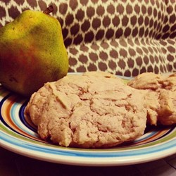 Spicy Pear Cookies