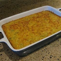 Thanksgiving Corn Casserole