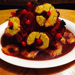 Holiday Honey Ham Glaze