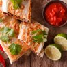 Recipe: Oven-baked Chimichangas