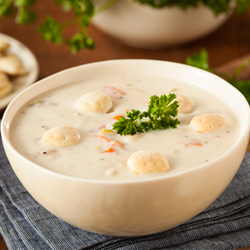 Northeast Clam Chowder
