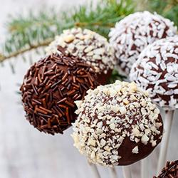 Gift Cake Pops