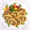 Recipe: Pesto Pinwheels