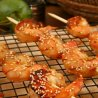 Recipe: Grilled Shrimp Kabobs with Teriyaki Marinade