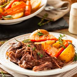 10-minute Pot Roast