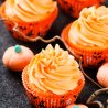 Recipe: Halloween Pumpkin Spiced Cupcakes
