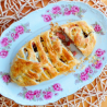 Recipe: Puff Pastry Braid with Scrambled Eggs