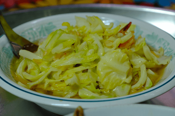 Sauteed Green Cabbage With Onions Tastycookery