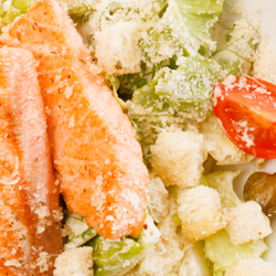 Recipe: Salmon Salad