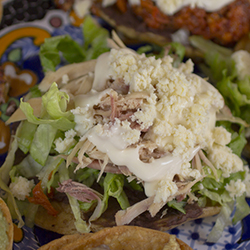 Recipe: Crab Tostadas with Avocado