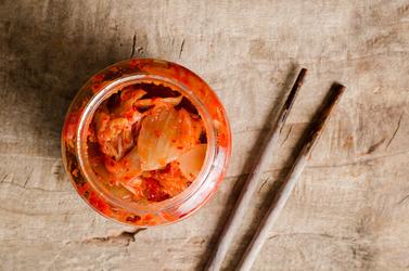Ready-to-eat kimchi