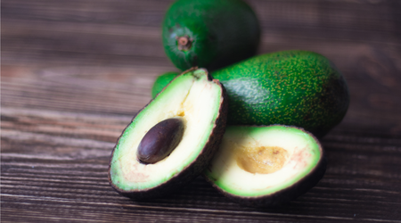Avocado is rich in monounsaturated fats