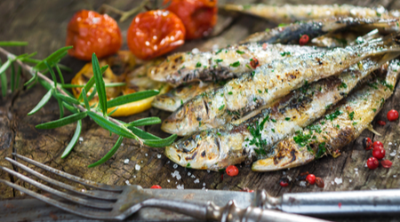 Fatty fish helps fight inflammation