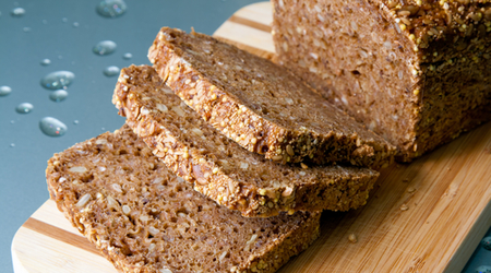 Increased amount of fiber in whole grains is known to reduce levels of C-reactive protein, which is related to inflammation