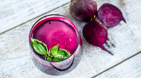 Beets reduce inflammation, ward off cancer and heart diseases.