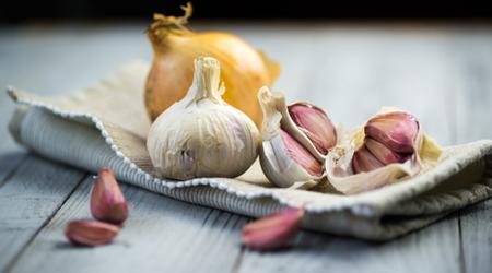 Both garlic and onion have anti-inflammatory properties