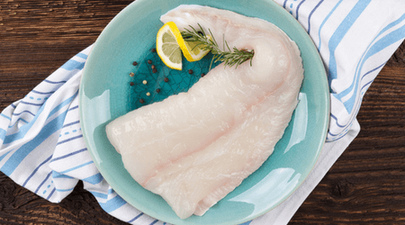 Halibut is packed with healthy nutrients