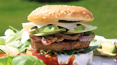 Best Cookout Burger is a great recipe for an outdoor grill, luscious and satisfying