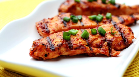 Thin slices and hardcore marinade are keys to Instant Grilled Chicken recipe
