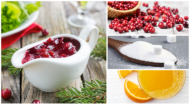 Get the recipe for Easy Cranberry Sauce
