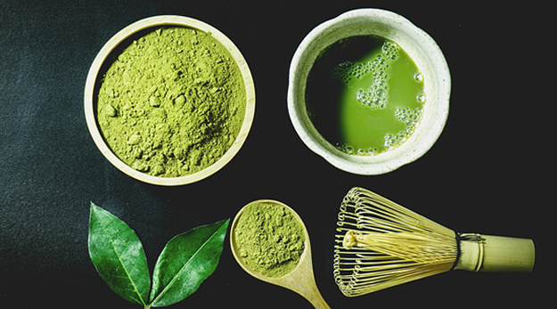 Matcha provides more healthy nutrients than any other green tea variety