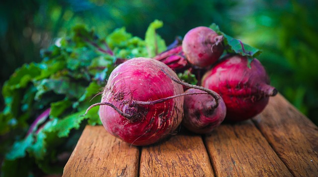 Beets are in season in October. Get recipes to cook with beets