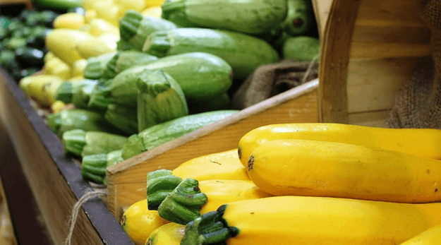 Squash is in season in September. Get recipes with squash